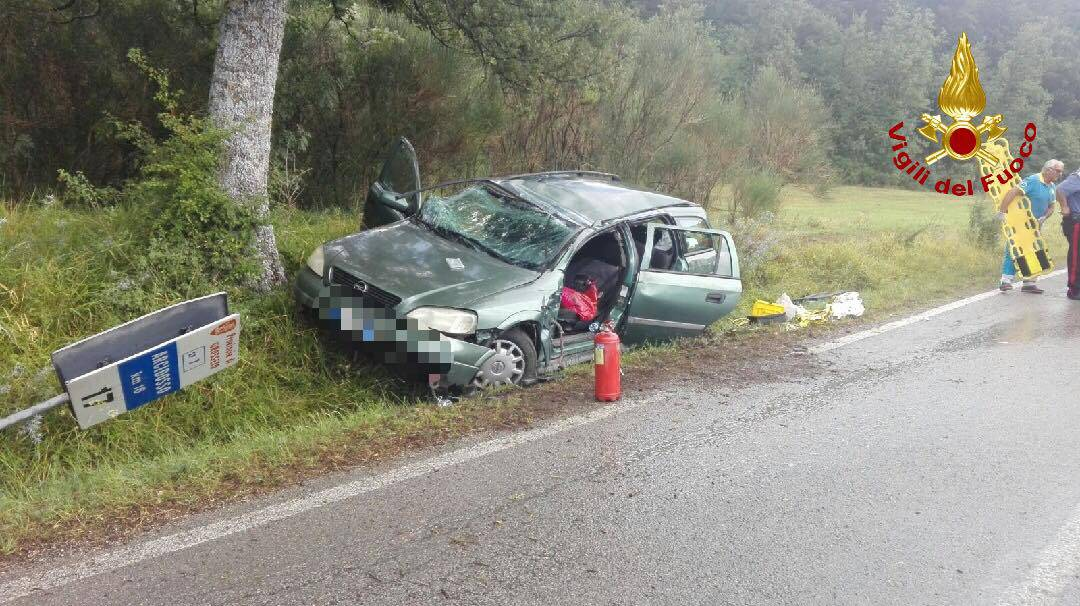 incidente cinigiano