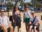 Parco della Maremma: inaugurazione spiaggia disabili