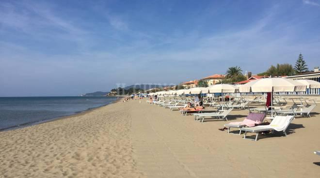 Spiaggia Castiglione della Pescaia