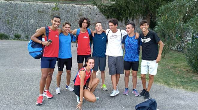Allievi Atletica Grosseto 2018