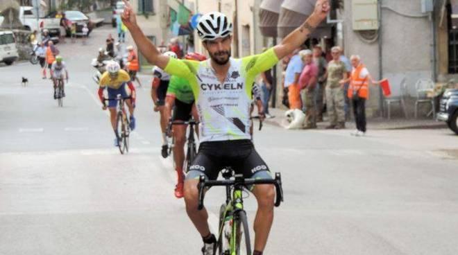 Davide Lombardi vince 15° Trofeo dello Scalatore
