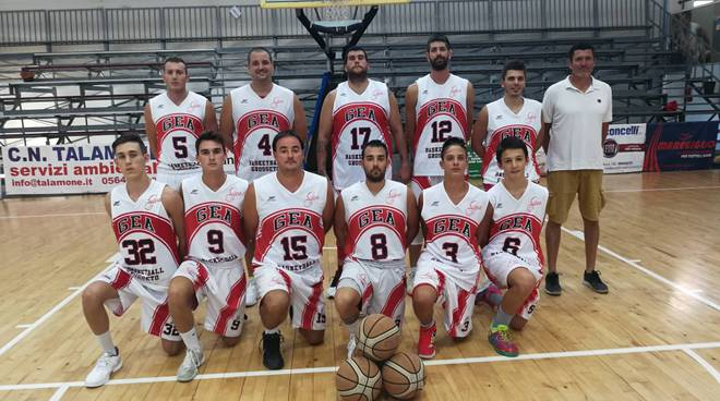 Gea Basket rosa 2018