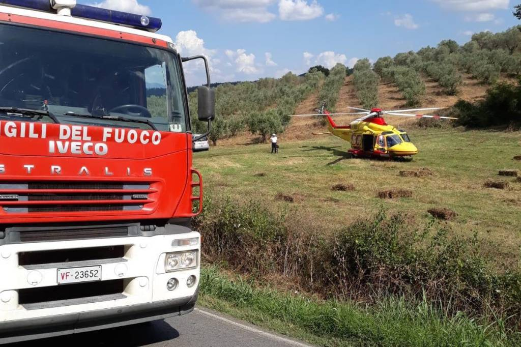 Incidente Basse di Caldana