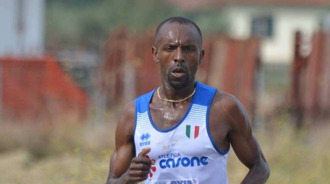 Joachim Nshimirimana vince Aipamm Run 2