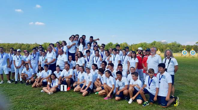 Maremma arcieri friendship games 18