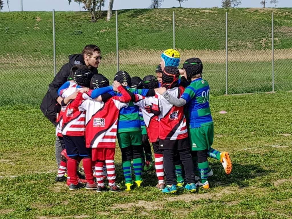 Mini Rugby gruppo sett. 2018
