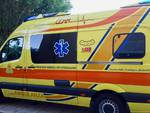nuova ambulanza misericordia Cinigiano
