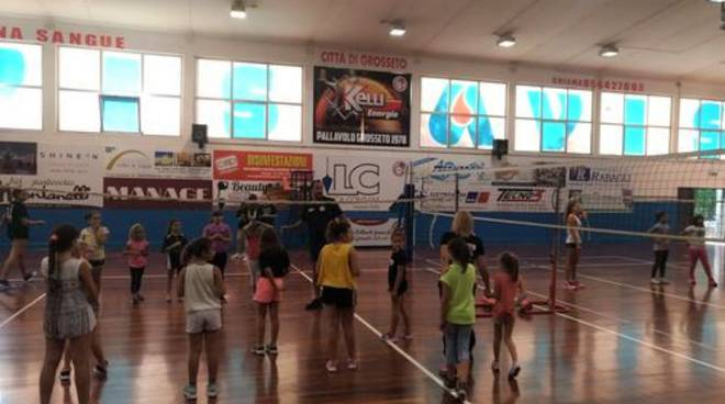 Pallavolo Grosseto open day