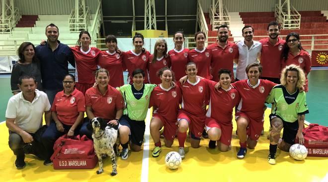 Ragazze Atlante debutto 2018