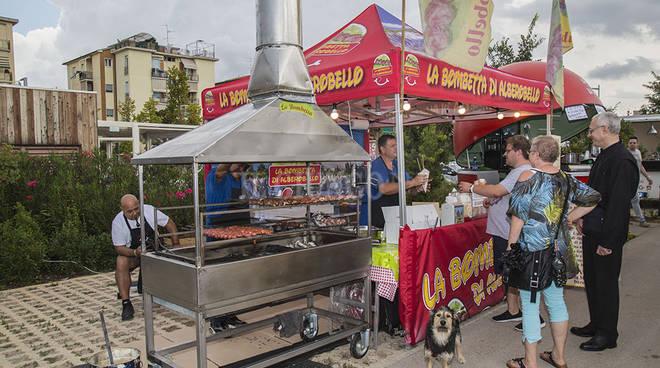 Street food festival & metti un parco nel motore