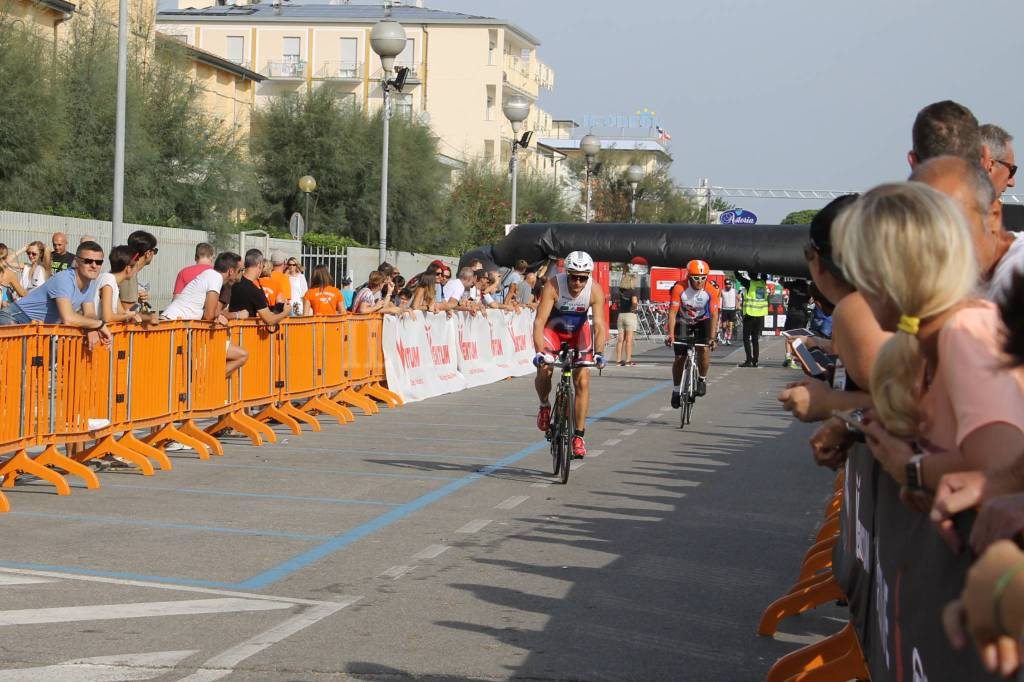 Triathlon Grosseto nove volte finisher all'Ironman Cervia