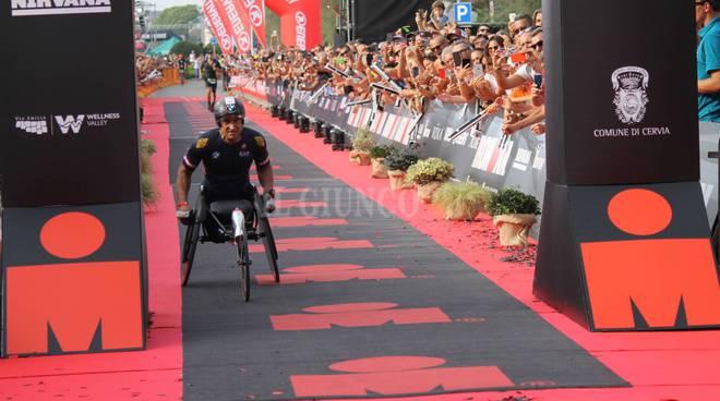 Alex Zanardi Ironman Cervia