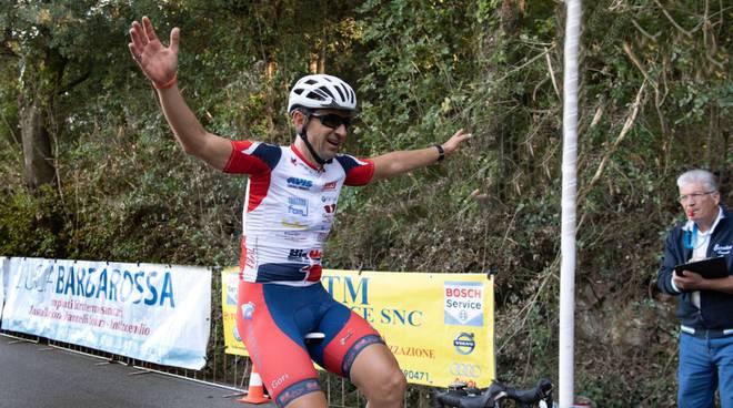 Adriano Nocciolini primo GP Buriano