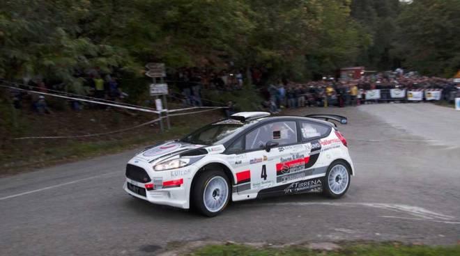 Alessio Santini Rally