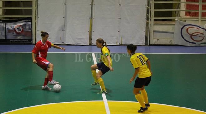 Atlante Grosseto-Cus Pisa Calcio a 5 femminile 2018-19