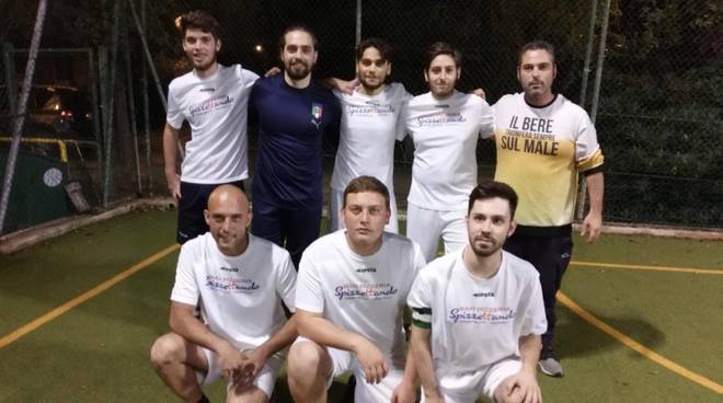 Orbetello Futsal Calcio a 5 Uisp 2018