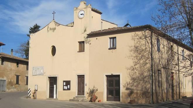 Cristo Re Valpiana Chiesa