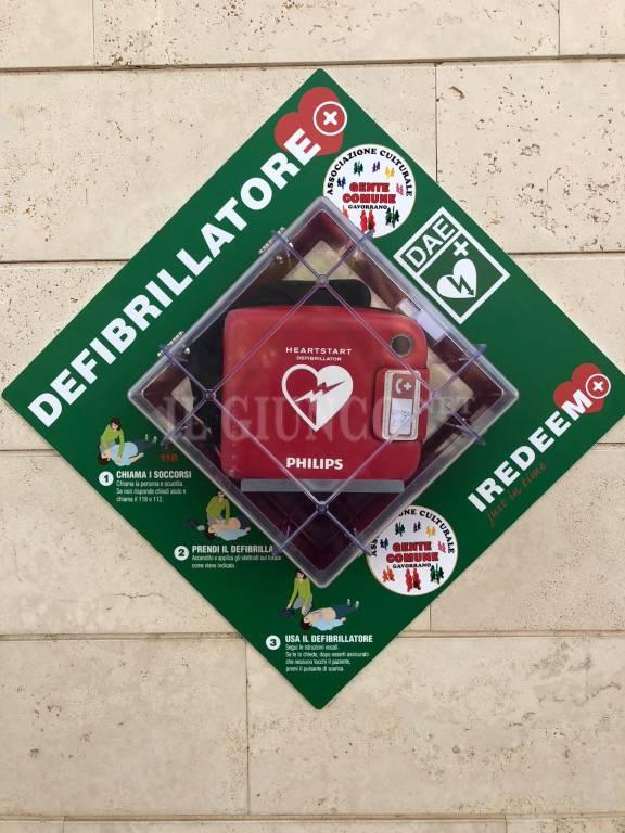 Defibrillatore Gente Comune