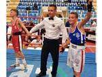 Gabriele campione italiano box schoolboys 18
