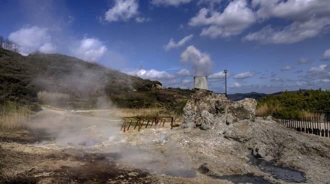 Geotermia trekking