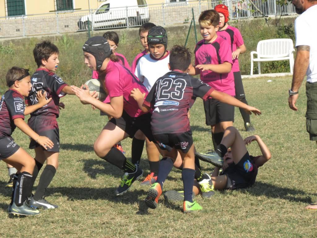 Golfo Rugby giovanili 2018