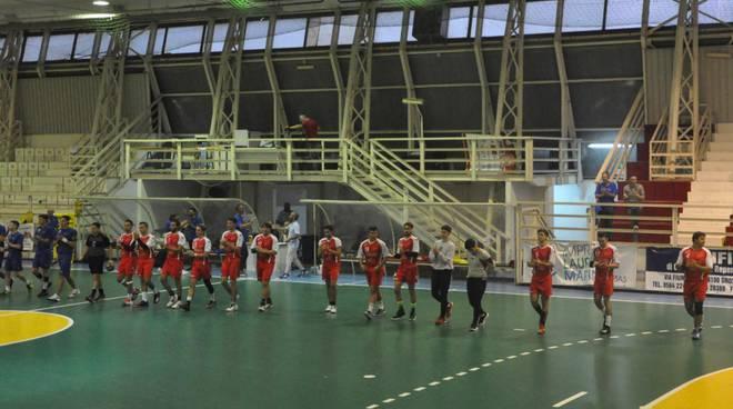 Grosseto Handball-Olimpic derby