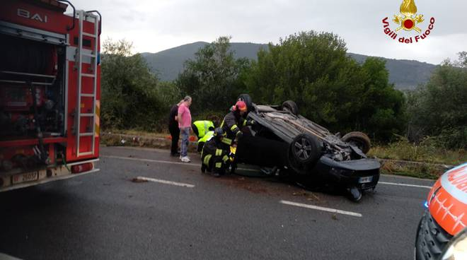 Incidente Batignano ott18