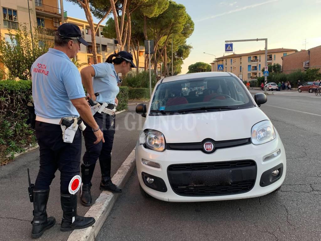 Incidente piazzale De Amicis