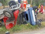 Incidente smart diana ott 18