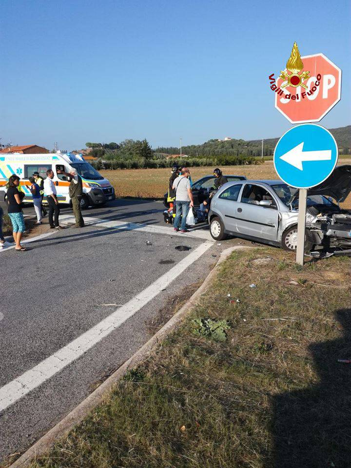 Incidente Vado all'Arancio ottobre