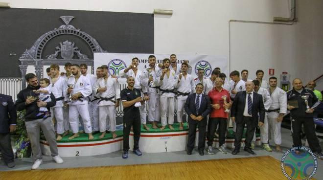 Judo Grosseto bronzo campionato italiano 2018