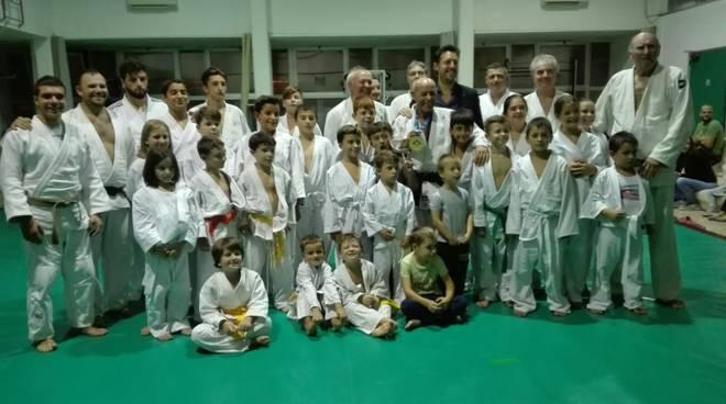 Judo Sakura campionati a squadre