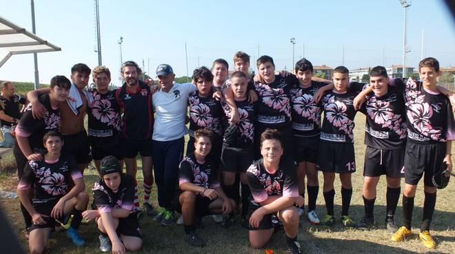 legione del tirreno scarlino rugby