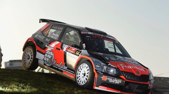 Leopoldo Maestrini Rally Due Valli 2018