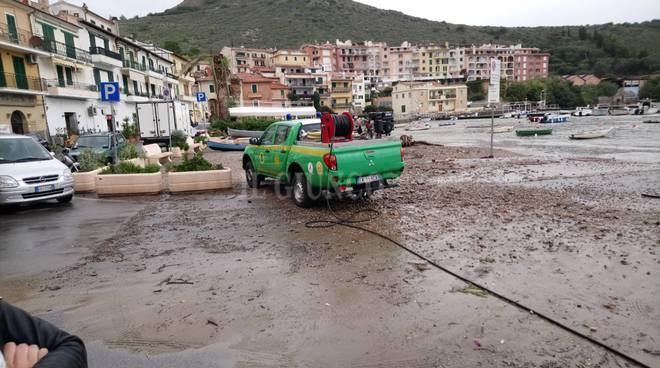 Mareggiata Porto Ercole