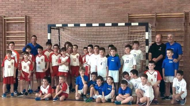 Olimpic Massa Under 9 - 2018