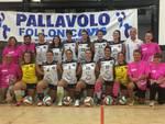 Pallavolo Follonica 2018 dopo 1a campionato