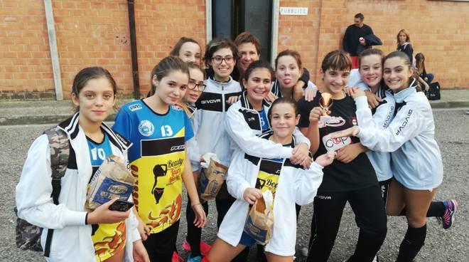Pallavolo Grosseto Under 13 - 2018