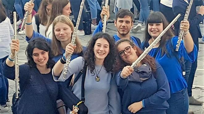 Polo Bianciardi concerto Trieste