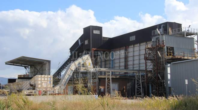 Scarlino Energia Inceneritore 2018
