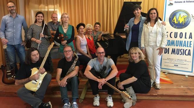 scuola di musica bonarelli insegnanti