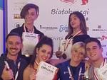Scuola Lady Francesca ai campionati del mondo 2018