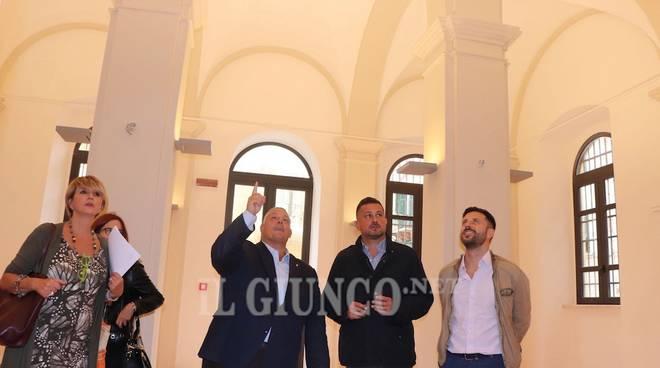 sopralluogo Palazzo Mensini