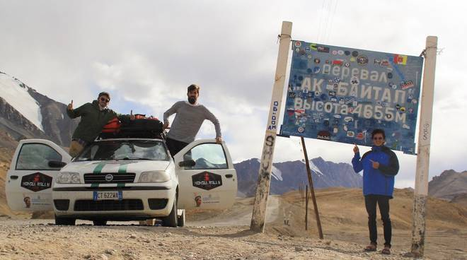 team canaletto mongol rally