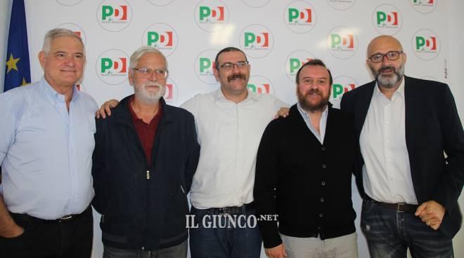 Tesei Quitadamo Ariganello Boccini Culicchi