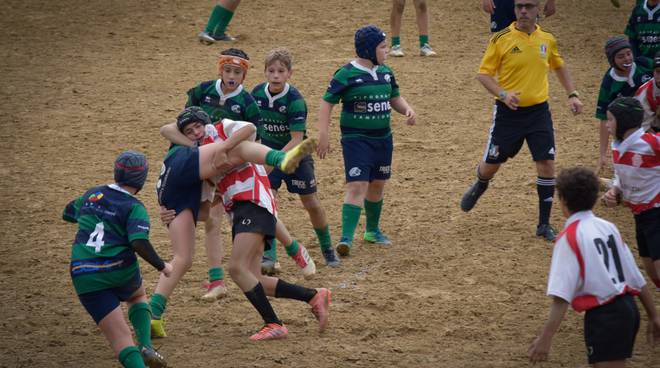 Under 14 Maremma Super Rugby