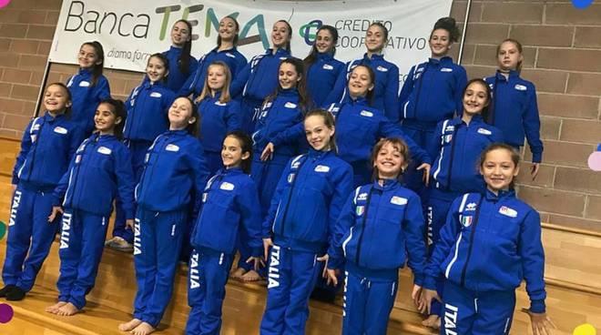 Aics Happy Time Manciano ai campionati europei di danza