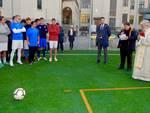 campo sportivo seminario inaugurazione