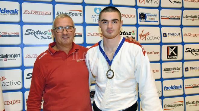 Lorenzo Tanganelli judo Gr