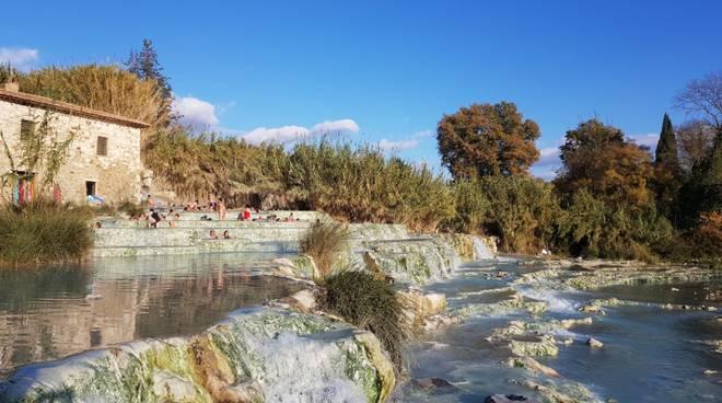 cascate del Mulino Saturnia